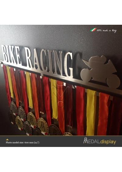 MEDALdisplay Bike Racing