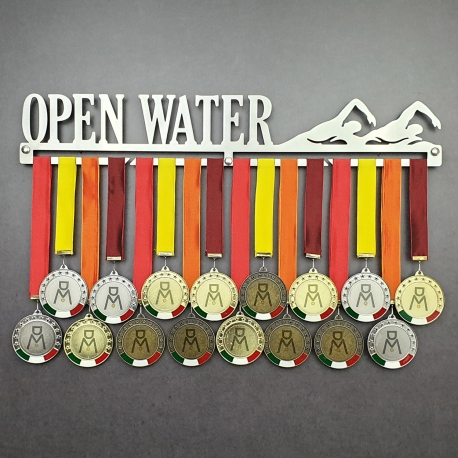 MEDALdisplay OPEN WATER
