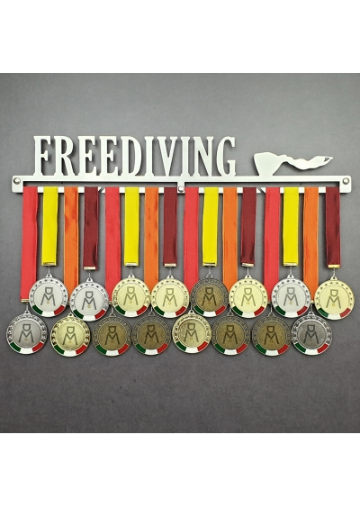 MEDALdisplay FREEDIVING