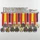 MEDALdisplay Finswimming | Nuoto pinnato
