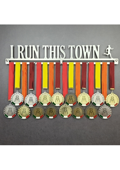 I RUN THIS TOWN | MALE