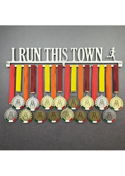 I RUN THIS TOWN - FEMALE