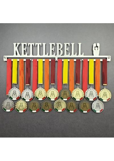 MEDALdisplay for Kettlebell
