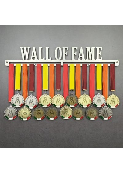 MEDALdisplay WALL OF FAME