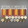 MEDALdisplay Nothing is impossible