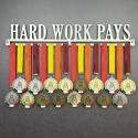 HARD WORK PAYS