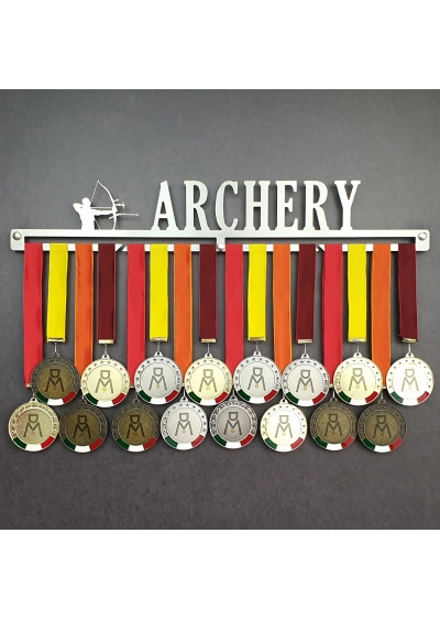 MEDALdisplay for ARCHERY