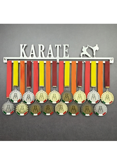 MEDALdisplay for Karate