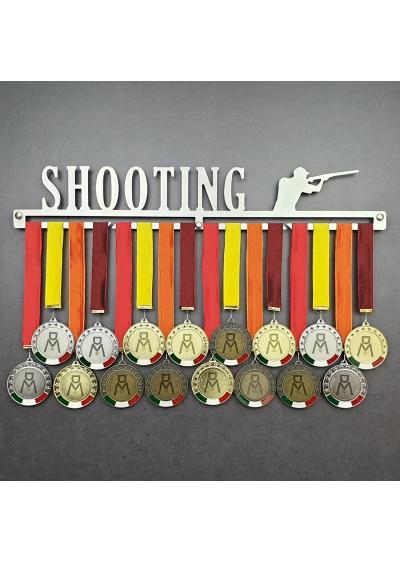 MEDALdisplay for SHOOTING