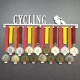 MEDALdisplay Cycling