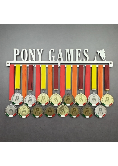 MEDALdisplay PONY GAMES