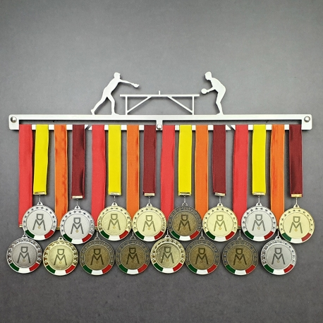MEDALdisplay for TENNIS TABLE