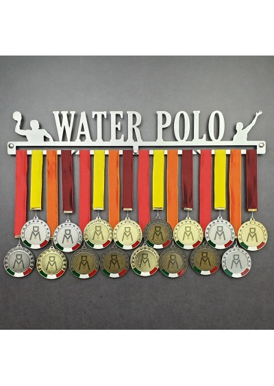 MEDALdisplay for Water Polo